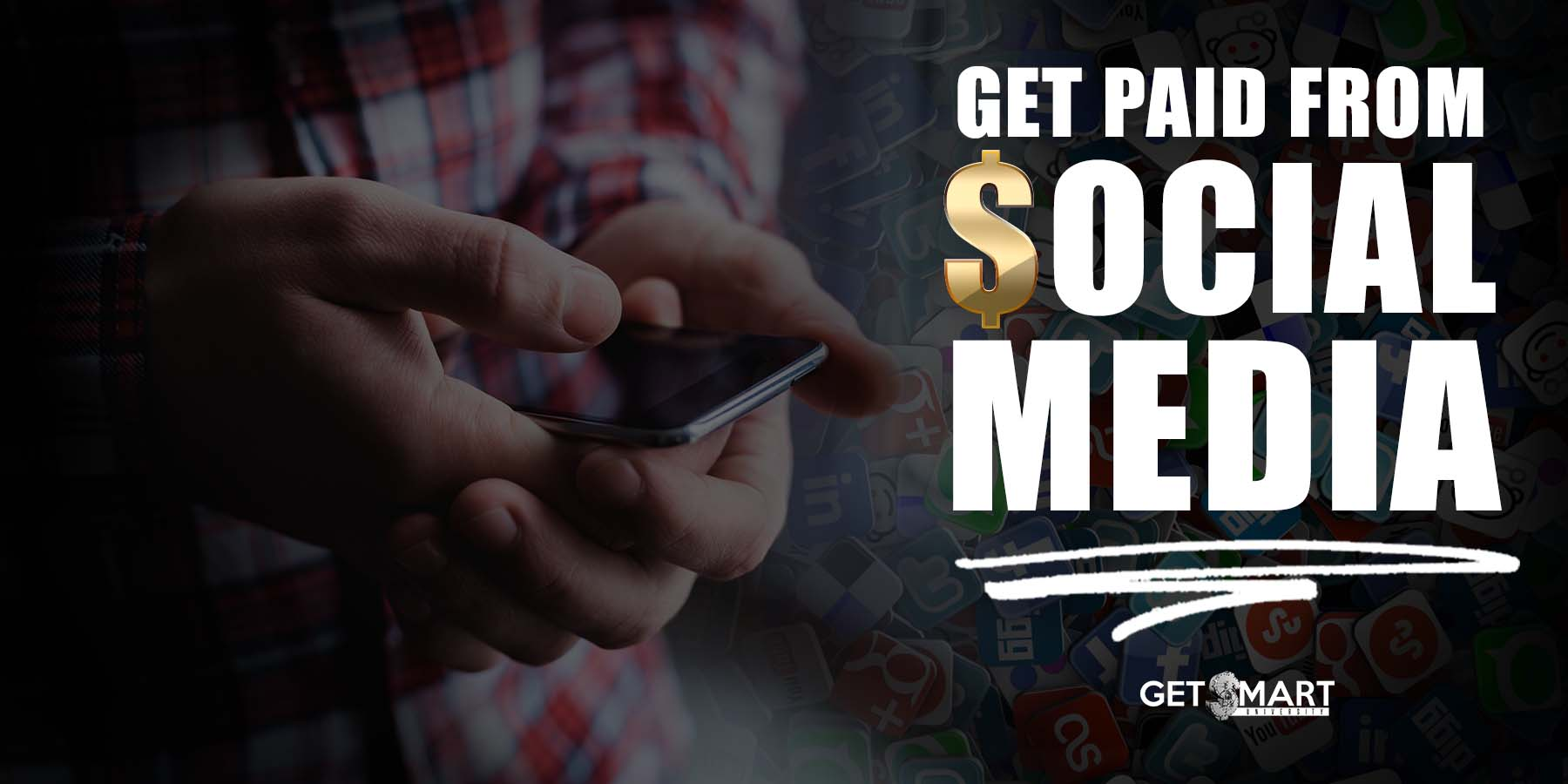 Get paid from social media…