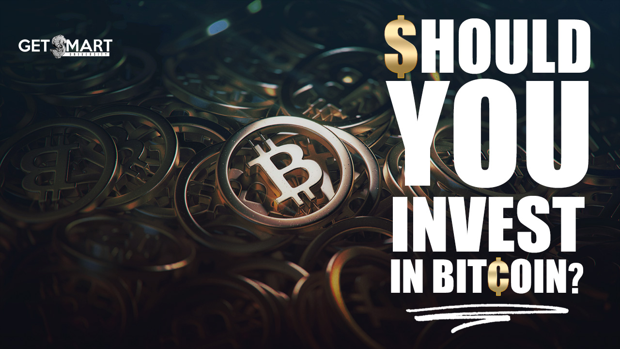 Should you invest in Bitcoin? 2 Investing suggestions for beginners